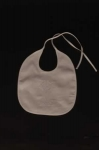 Irish Linen Bib